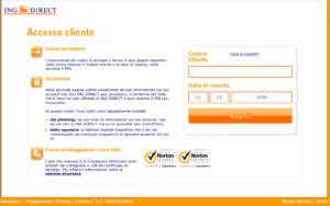 phishing ing - Rodolfo Saccani